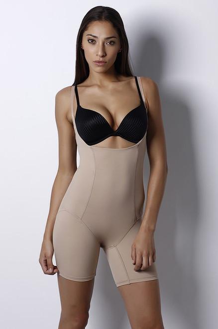 The Bodyglove WYOB Unitard Nude Regular & Plus Size