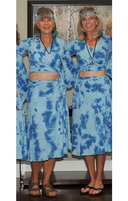 Hippie Womens Costume