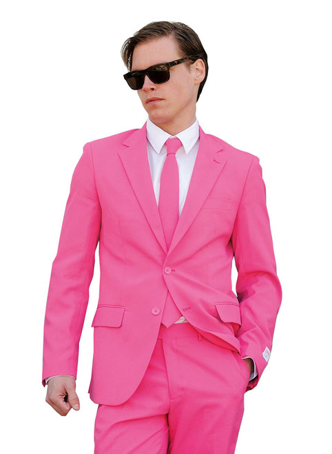 Mens Opposuits Mr. Pink Suit