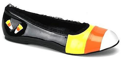 Candykorn Shoes Black
