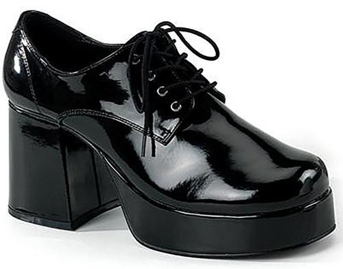 Jazz Man Shoes Black
