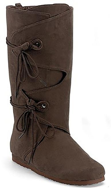 Brown Men Renaissance Boots