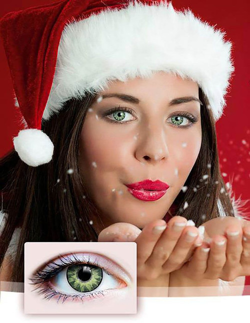 Delightful Jade Contact Lenses