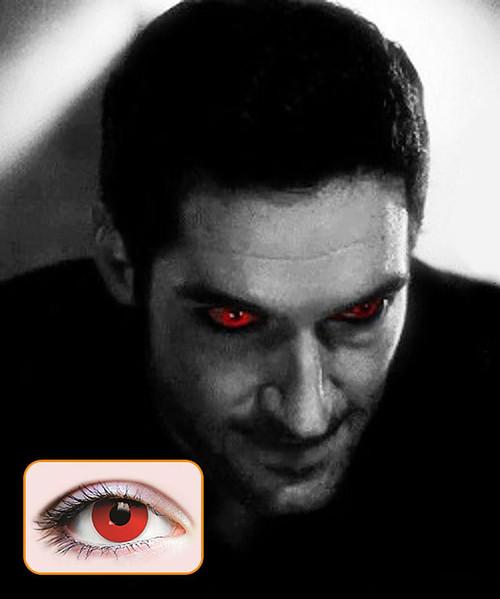 Evil Contact Lenses