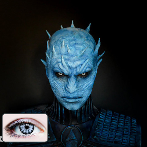 White Walker Contact Lenses
