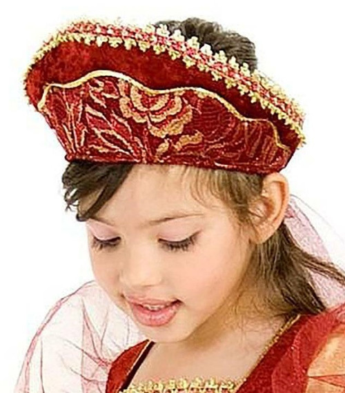 Princess Anne Headband & Veil