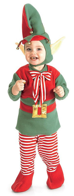 Elf Toddler Costume