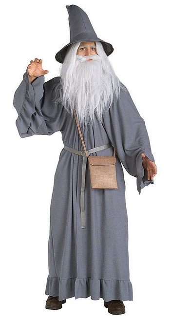 The Hobbit Gandalf Wizard Adult Costume
