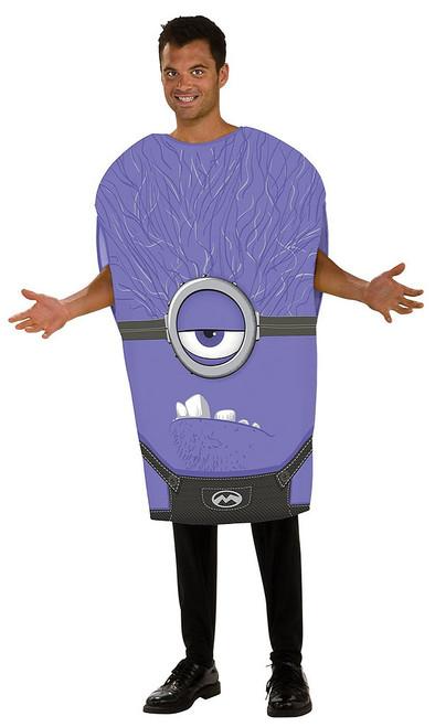 Purple Evil Minion Costume