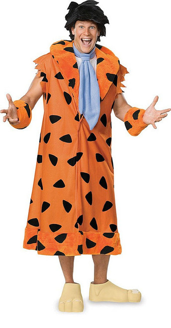 Plus Flintstones Fred Costume