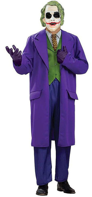 The Joker Plus Size Adult Costume