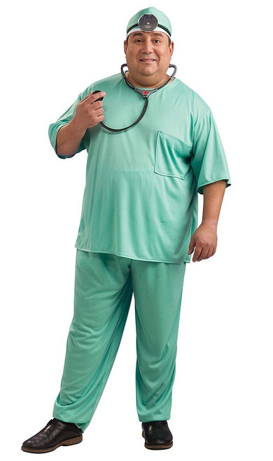 Doctor Plus Costume