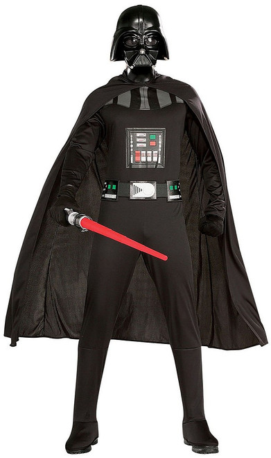 Plus Size Darth Vader Costume