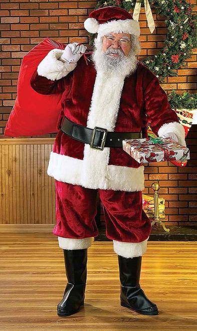 Santa Claus Suit Regency Crimson