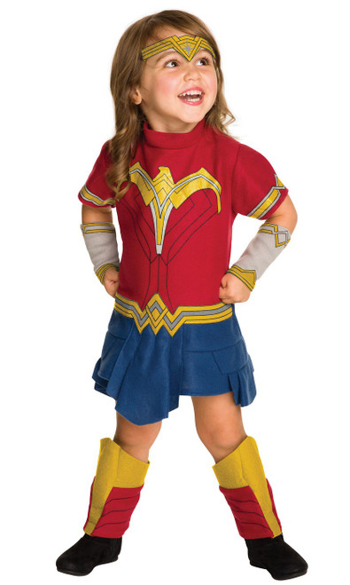 Wonder Woman Romper