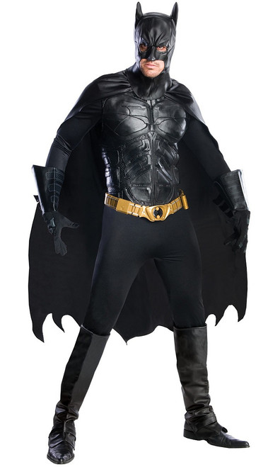 The Dark Knight Rises Grand Heritage Batman Costume