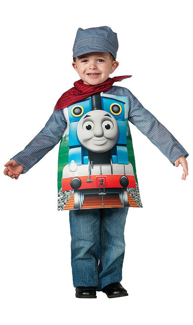 Deluxe Thomas the Tank Costume