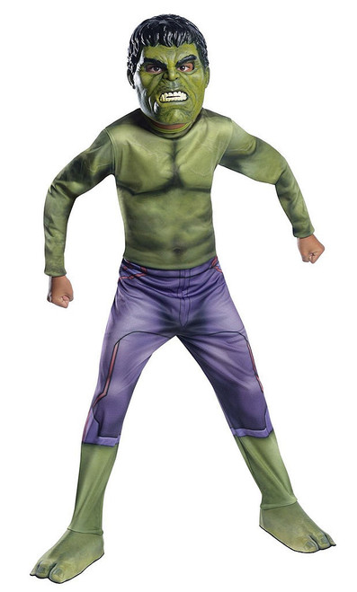 Avengers 2 Hulk Child Costume