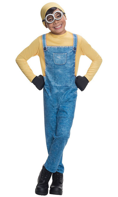 Minion Bob Child Costume