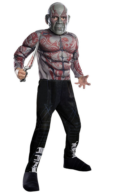 Child Drax Destroyer Costume