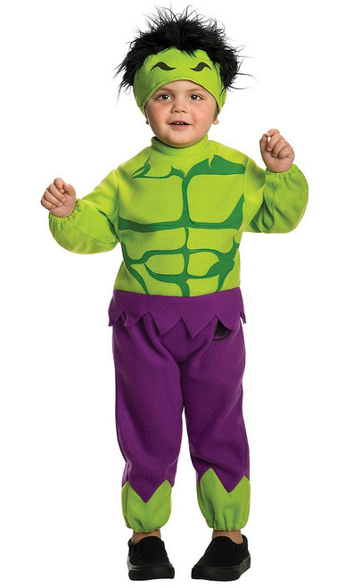 Hulk Toddler Costume