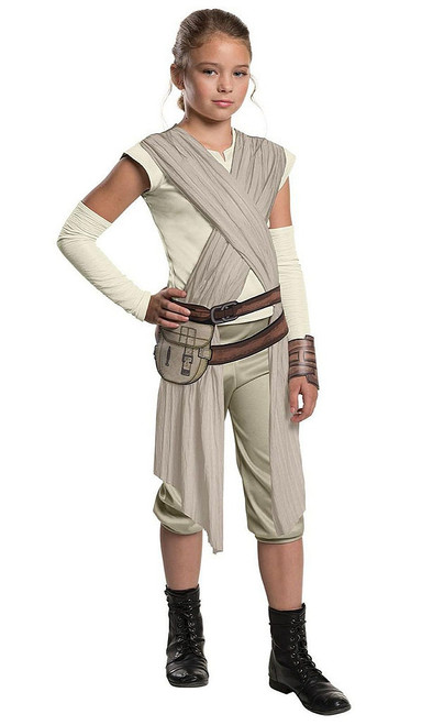 Star Wars Girls Rey Costume