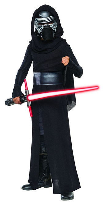 Star Wars Kylo Ren Boys Costume Deluxe