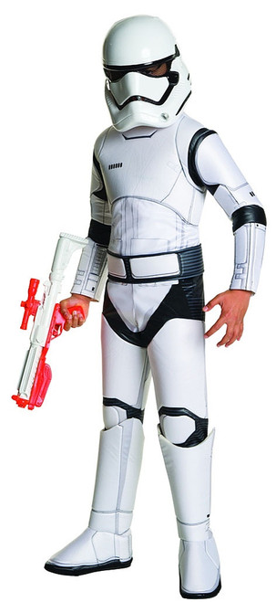 Super Deluxe Stormtrooper Child Costume