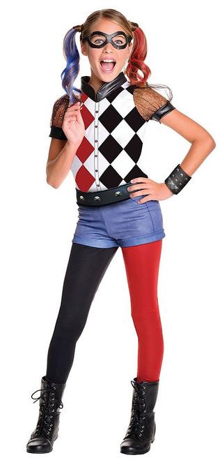 Children's Harley Quinn Costume