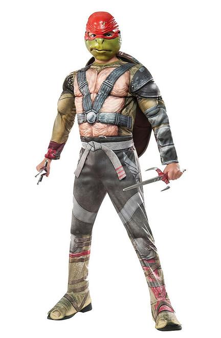 TMNT Deluxe Raphael Child Costume
