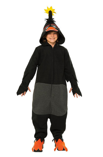 Angry Birds Bomb Onesie Child