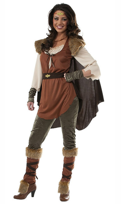 Forest Robin Hood Princess Medieval Costume