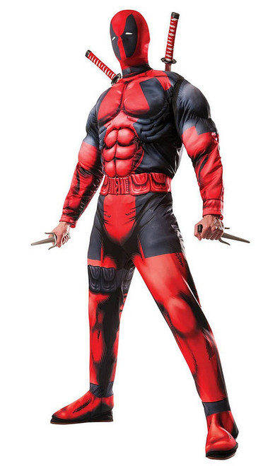Deadpool Deluxe Costume