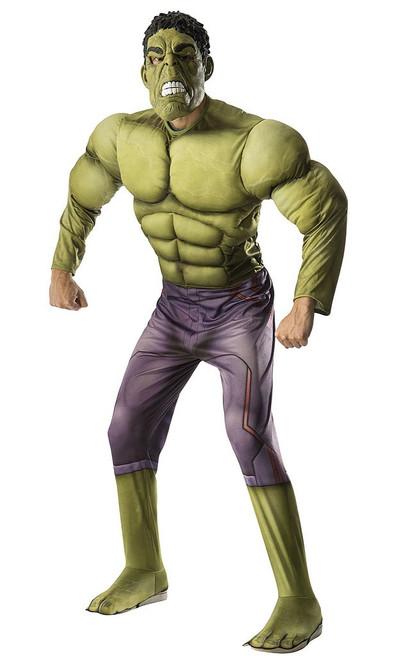 Deluxe Hulk Adult Costume