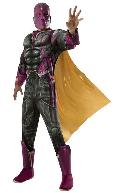 Avengers Vision Adult Costume