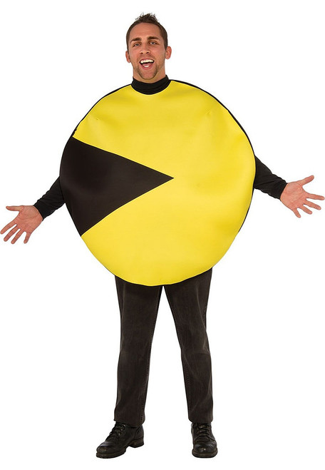 Classic Pac-Man Adult Costume