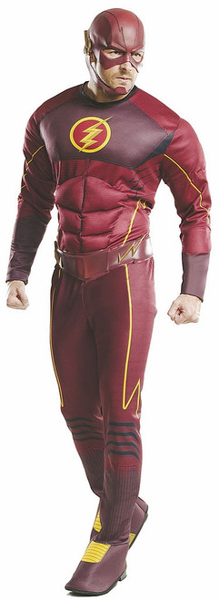 Deluxe The Flash Adult Costume