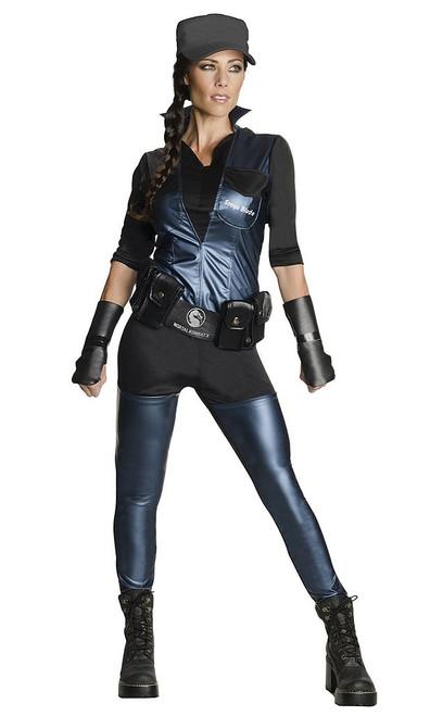 Sonya Blade Kombat Costume
