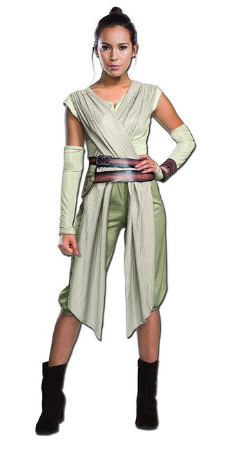 Star Wars Deluxe Rey Costume