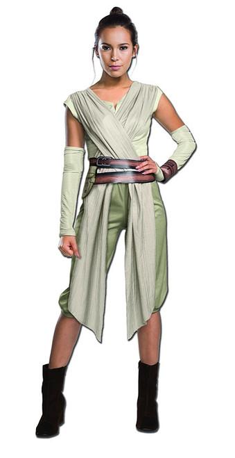 Star Wars Deluxe Rey Costume