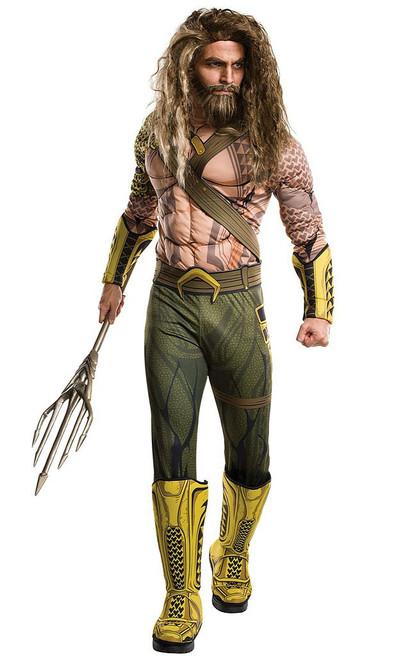 Deluxe Aquaman Adult Costume