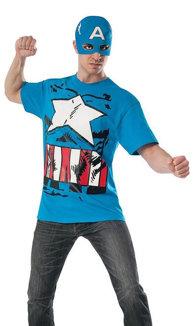 Classic Captain America T-Shirt
