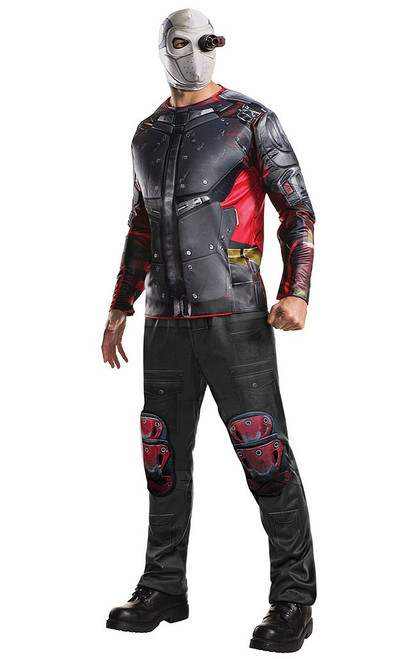 Deluxe Deadshot Suicide Squad Adult Costume