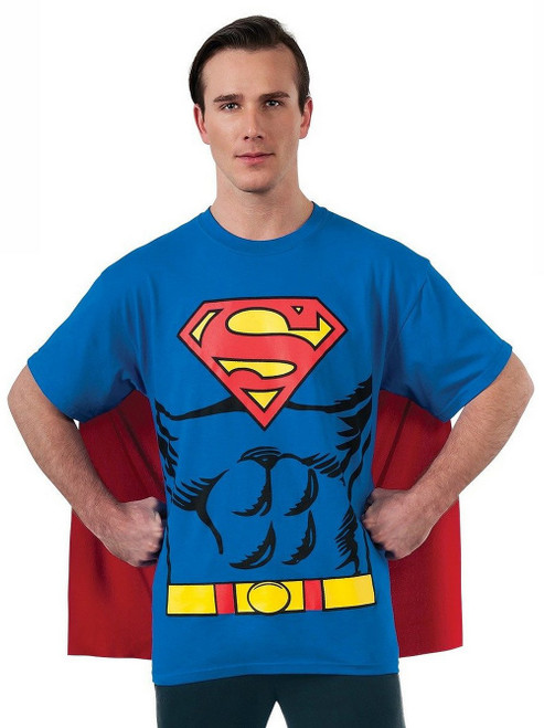 Superman Halloween T-Shirt