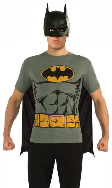 Batman DC Comic Superhero T-Shirt for Men