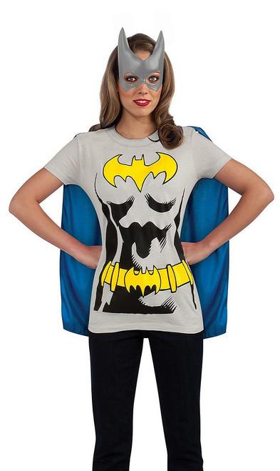Blue Batgirl T-Shirt