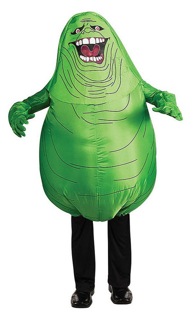 Ghostbuster Inflatable Slimer Adult Costume