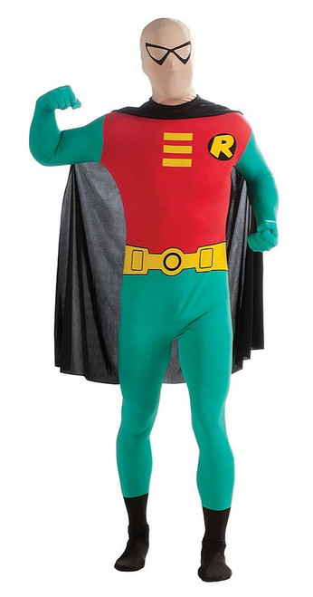 Justice League Robin Skin Suit