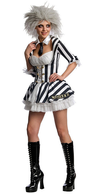 Sexy Beetlejuice Dress