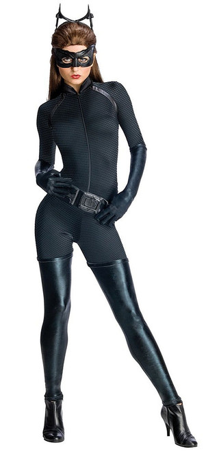 Deluxe The Dark Knight Rises Catwoman Adult Costume